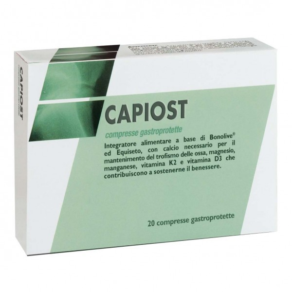 CAPIOST 20 Cpr Gastroprotette