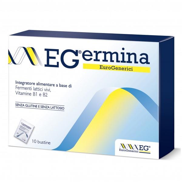 EGERMINA Granulato 10 Bust.2g