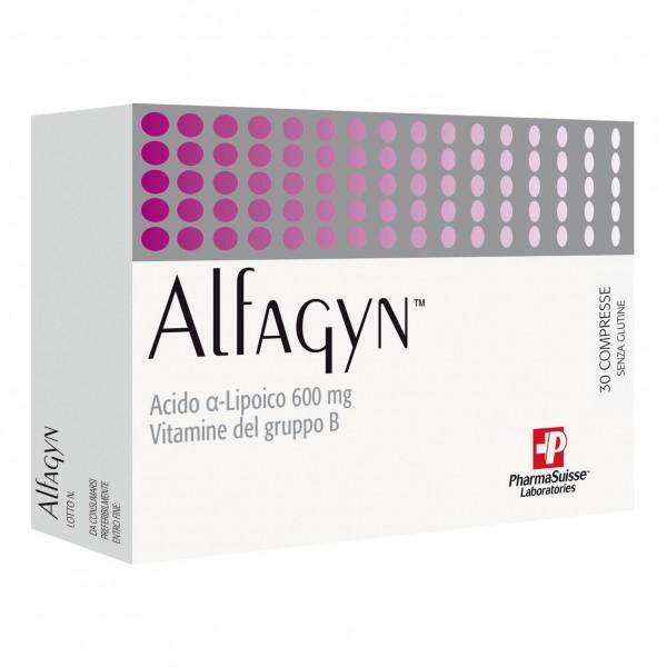 ALFAGYN 30 Cpr