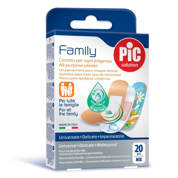 PIC Family Cer.Ass.20pz