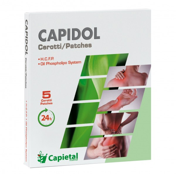 CAPIDOL Cerotti 5pz