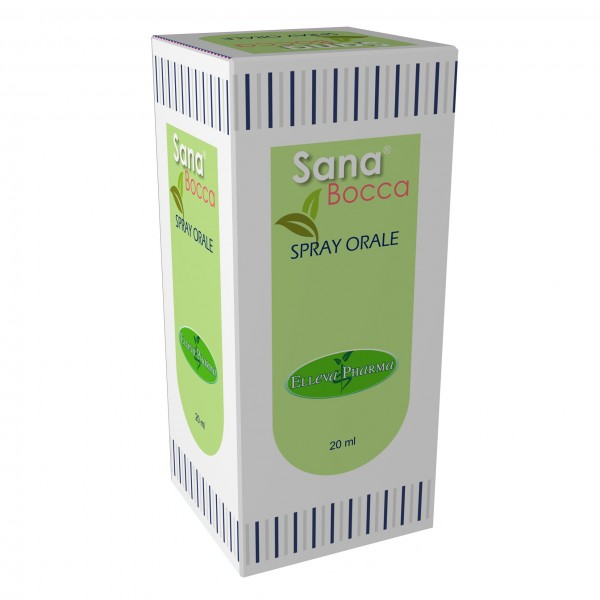 SANABOCCA Spray 20ml