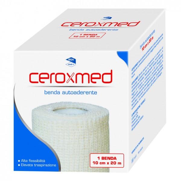 CEROXMED Benda El.A/Ad.10x20cm