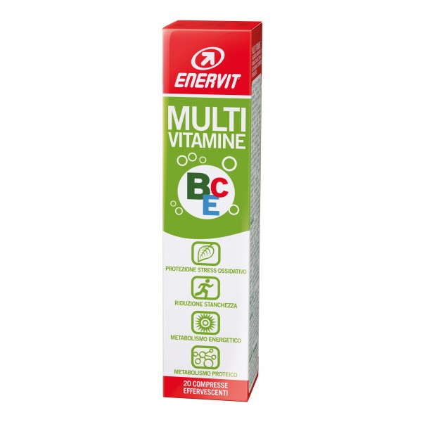 ENERVIT Multivitamine 20 Cpr