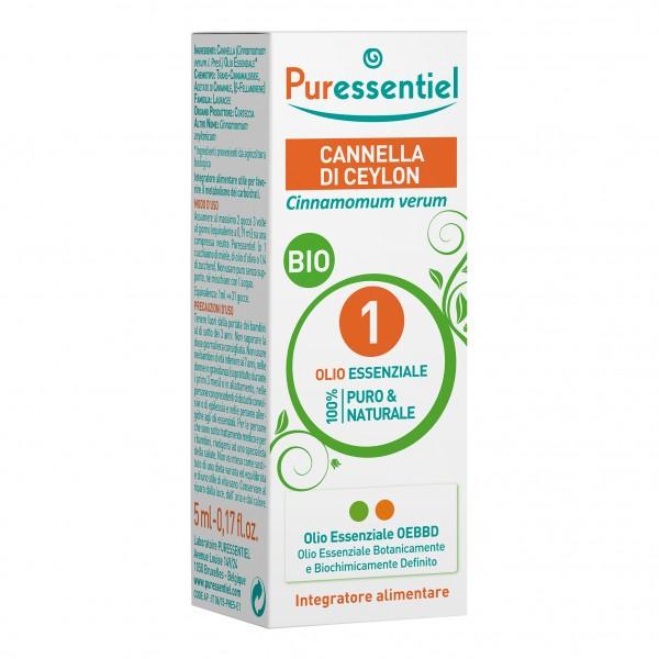 PURESSENTIEL O.E.Cannella 5ml