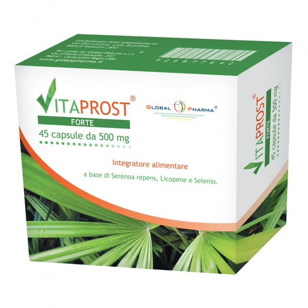 VITAPROST Forte 45 Capsule 450 mg