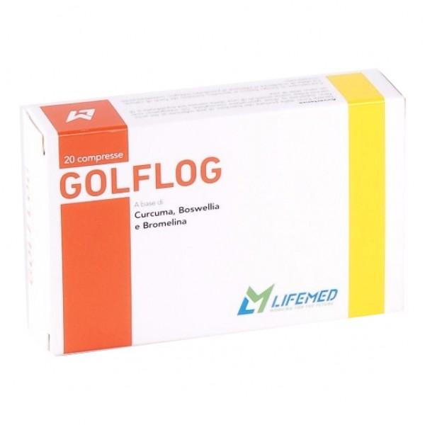 GOLFLOG 20 Cpr