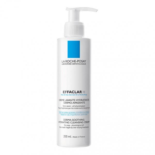 EFFACLAR H Crema Detergente Idratante 20...