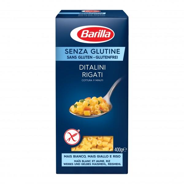 BARILLA Ditalini S/G 400g