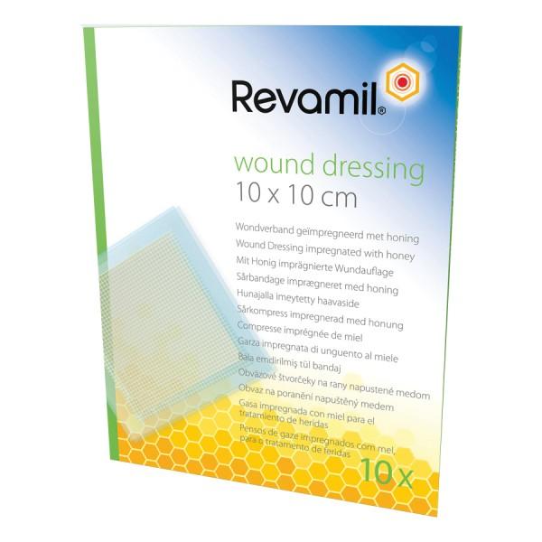 REVAMIL Garze 10x10 10pz
