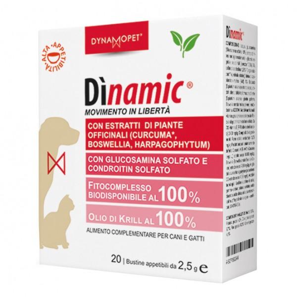 DINAMIC 20 Bust. 2,5ml
