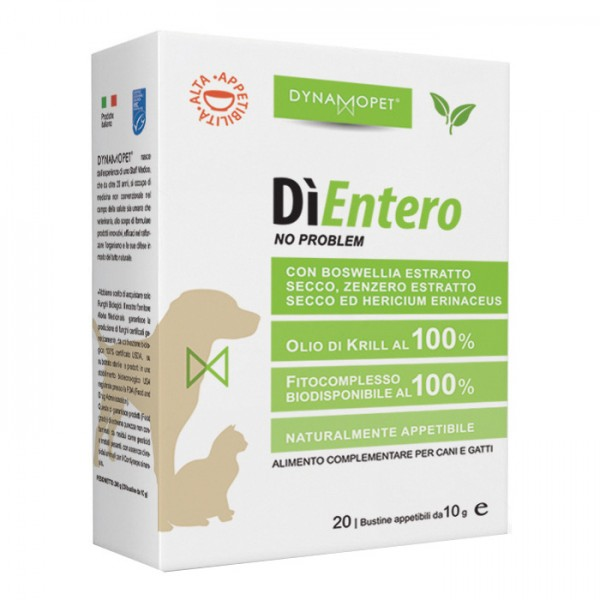 DIENTERO 20 Bust.10ml