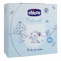 Chicco Natural Sensation Cofanetto Regalo Azzurro
