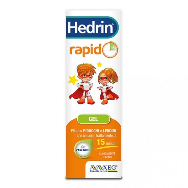 HEDRIN*Rapido Gel Liquido100ml