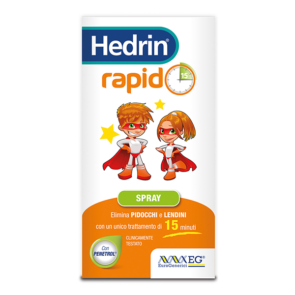 HEDRIN*Rapido Spray 60ml