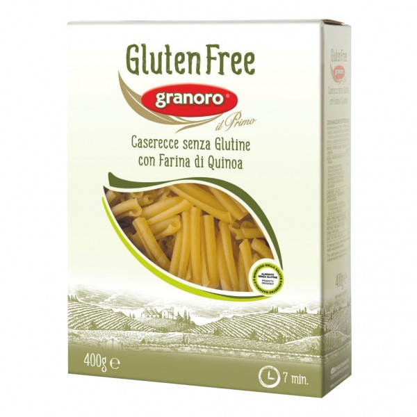 GRANORO Pasta S/G Caserecce