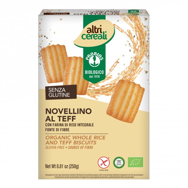 ALTRICEREALI Novell.Teff.Riso
