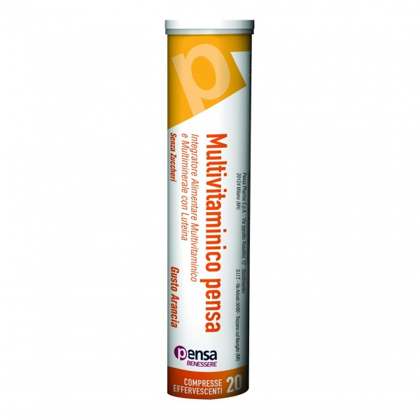 MULTIVITAMINICO 20 Cpr Eff.PNS