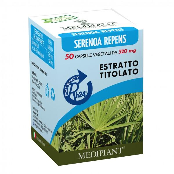 MEDIPLANT Serenoa Repens 50Cps
