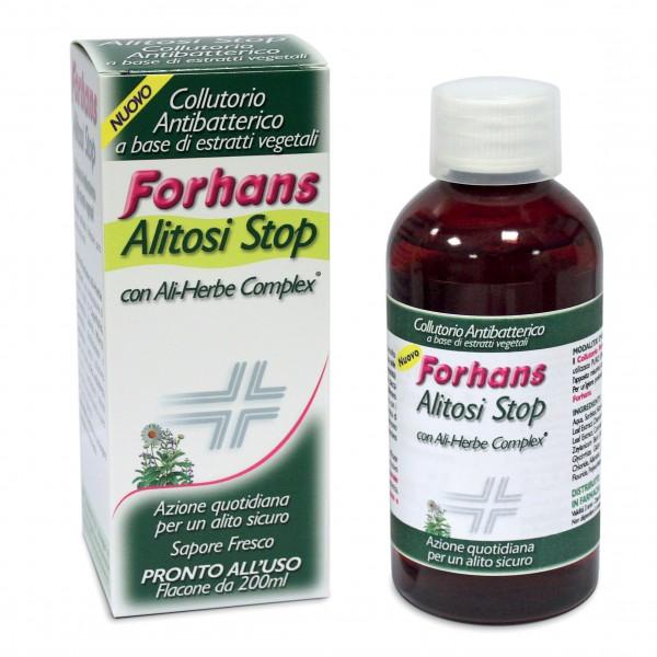 FORHANS Alitosi Stop Collutorio 200 ml