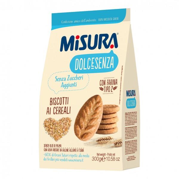 MISURA Bisc.Cereali S/Z 300g