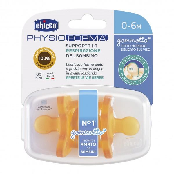 CH Gomm.Physio Caucc. 0-6m 2pz