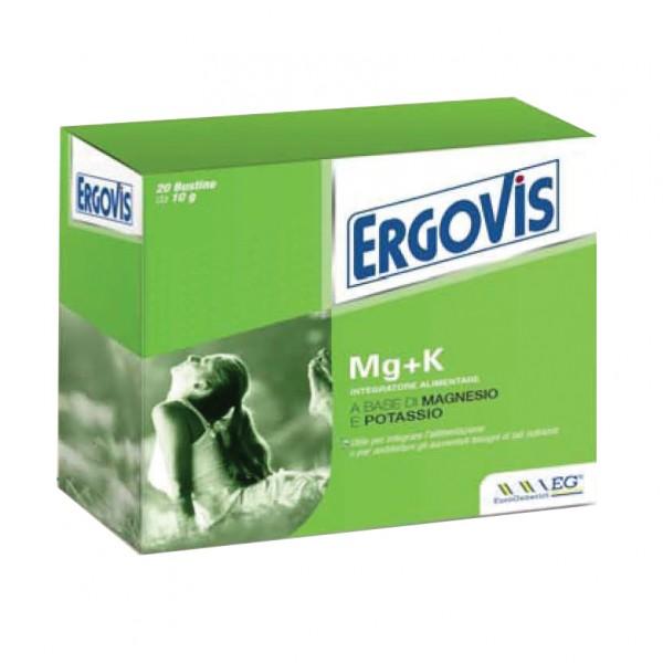 ERGOVIS MG+K 20 Bust.10g