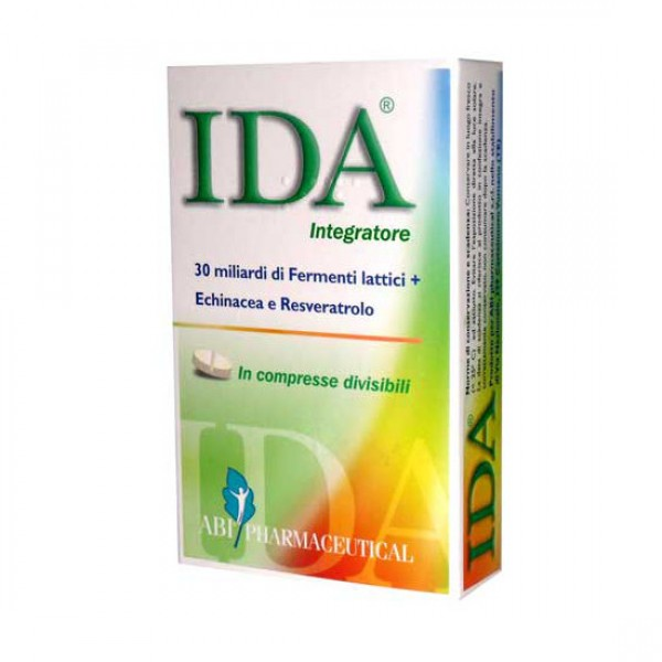 IDA Integratore 12 Compresse