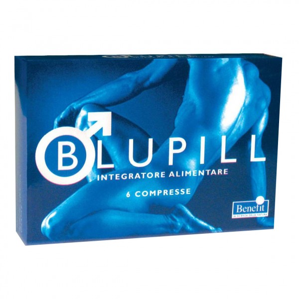 BLUPILL 6 Cpr 6g