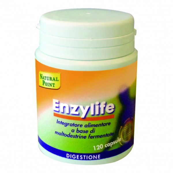 ENZYLIFE 120 Cps N-P