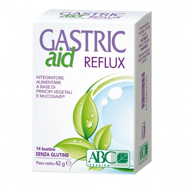GASTRIC AID REFLUX 14 Bust.