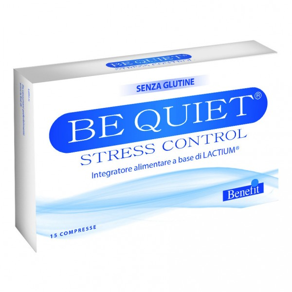 BE QUIET Stress Control 15 Cpr