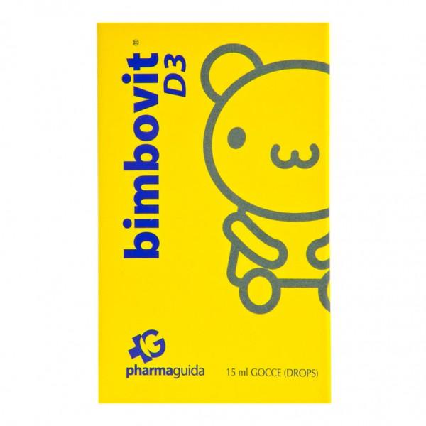 BIMBOVIT D3 Gocce 15 ml
