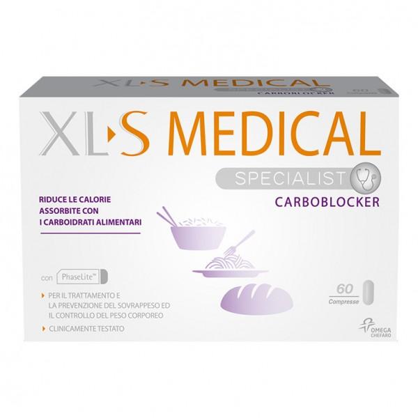 Xls Medical Carboblocker 60 compresse