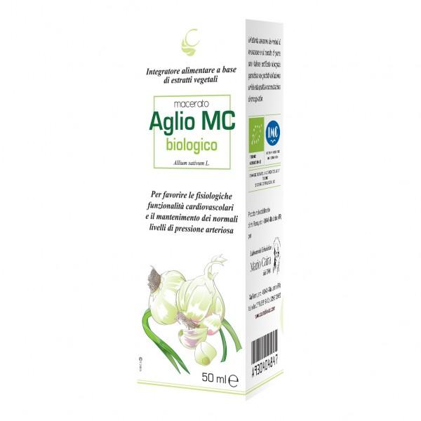 AGLIO Macerato Gtt 50ml CAIRA