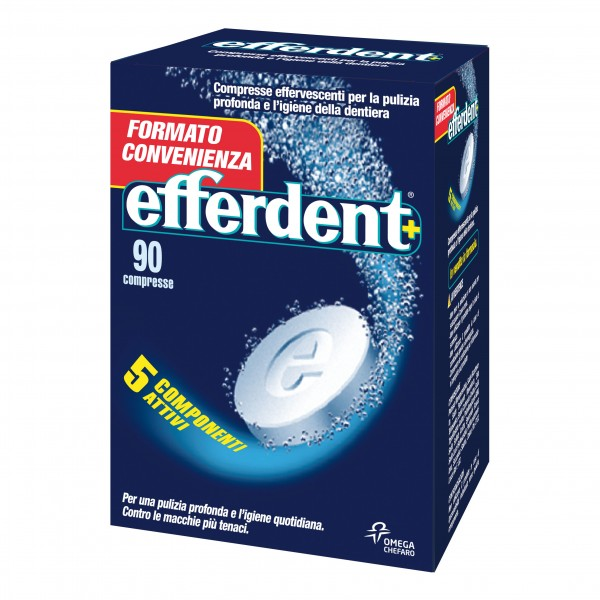 EFFERDENT 90 Cpr