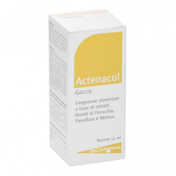 ACTENACOL Gtt 12ml
