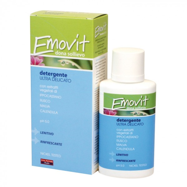 EMOVIT Det.Liquido 150ml