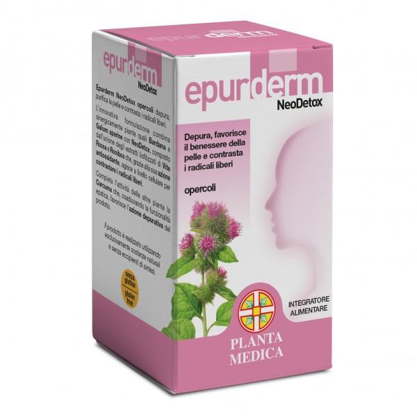 EPURDERM Neodetox 50 Opr