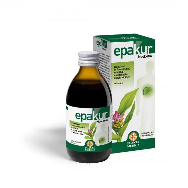 EPAKUR Neodetox Sciroppo 300g