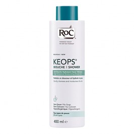 Roc Keops Gel Doccia Idratante 400 ml