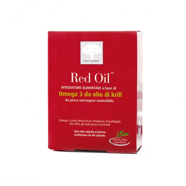 RED OIL 60 Cps