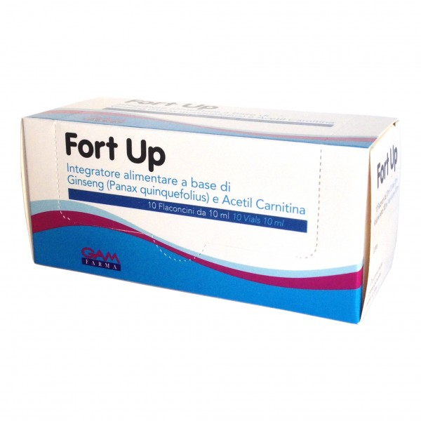FORT UP 10 flaconcini 10 ml