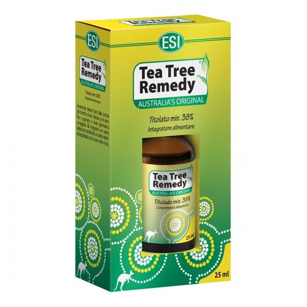 TEA TREE Remedy Oil 100% Puro 25 ml