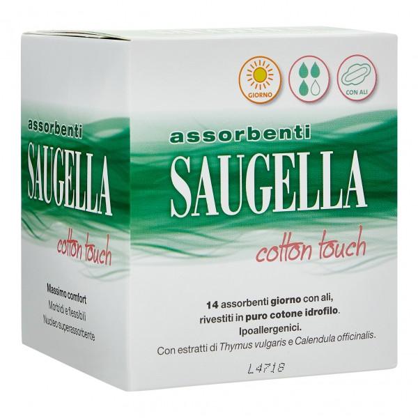 SAUGELLA Cottontouch Assorbenti Cotone G...