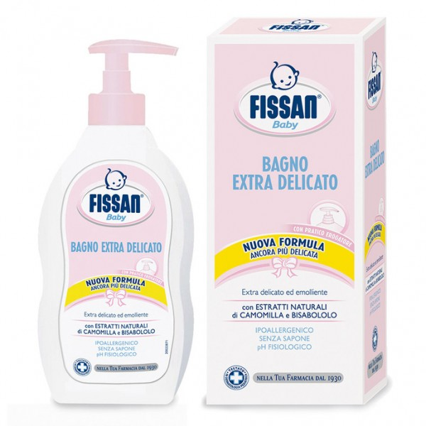 Fissan Baby Bagno Extradel New