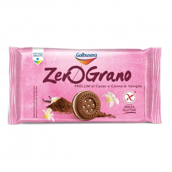 ZEROGRANO Frollini Crema S/G
