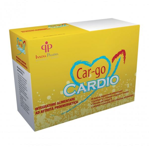 Car-go CARDIO - Integratore per il metab...