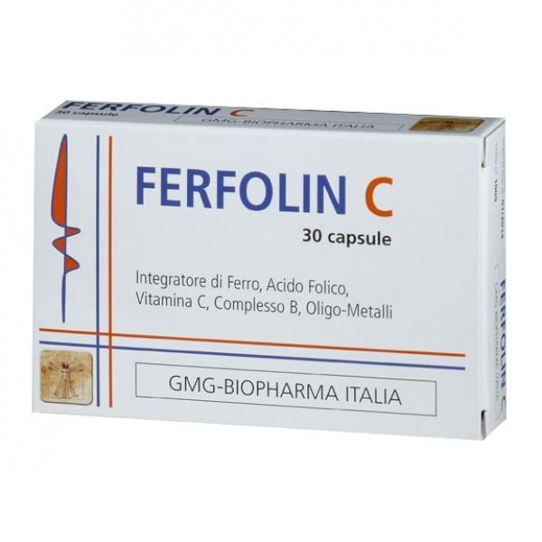 FERFOLIN C 30 Cps