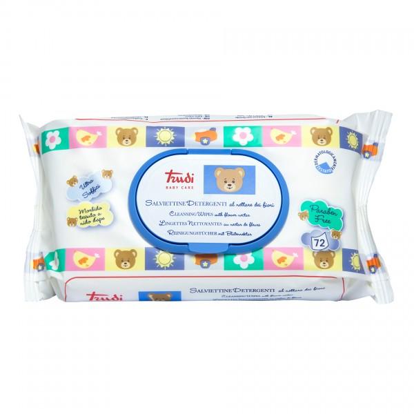 Trudi Baby Care Salviette detergenti 72 ...